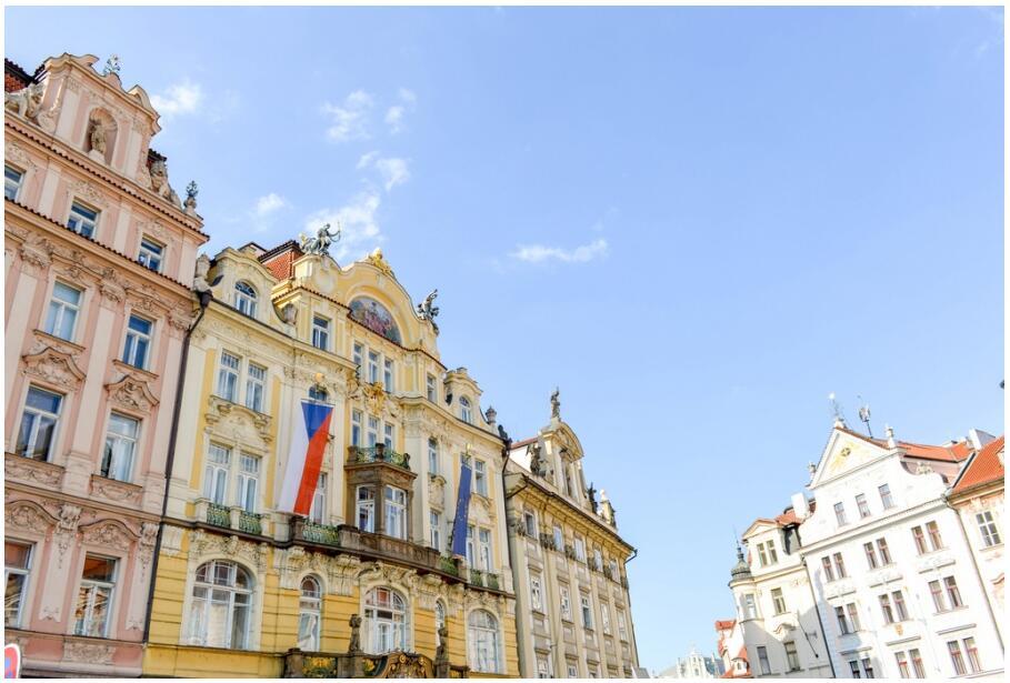 Baroque facades
