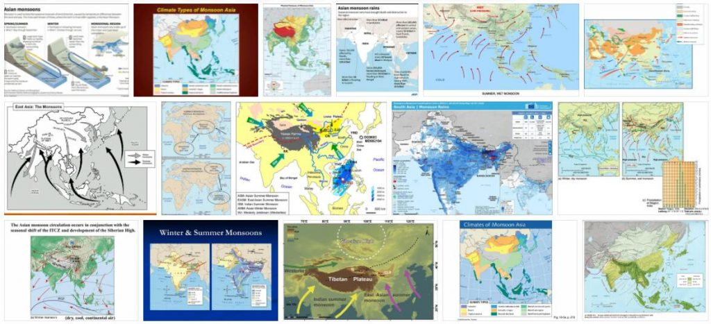 Asia's Monsoon Economic Framework