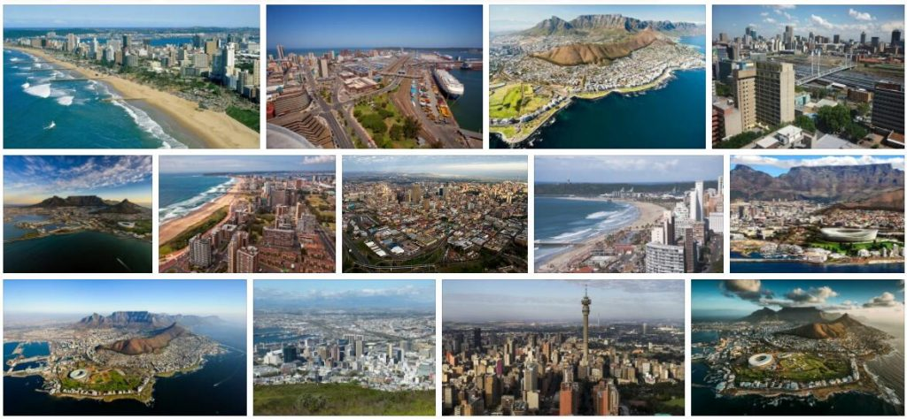Overview of South Africa