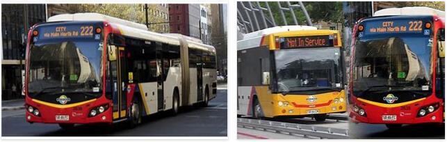 Public Transport Adelaide