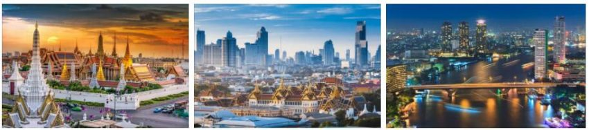 Bangkok, Thailand Famous People