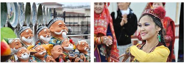 Uzbekistan Arts and Traditions