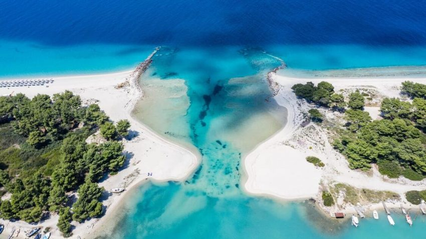 Glamping and Beach Life in Halkidiki