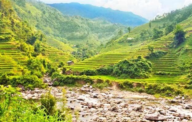North Vietnam - Mountain Biking & Minorities