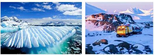 Antarctica Information